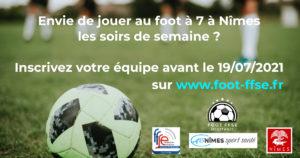 Ouverture inscriptions Challenge Foot FFSE Occitanie 2021-22